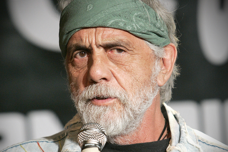 Enlarge<b>Tommy Chong</b> (Credit: Reuters/Fred Prouser) - tommy_chong
