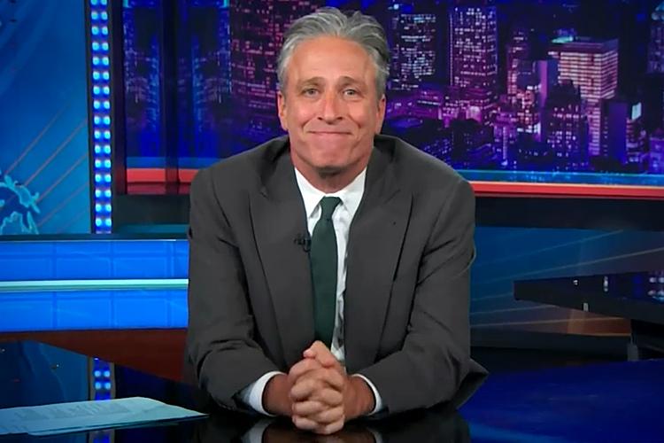 Jon Stewart Takes Back John Oliver S Show Salon Com