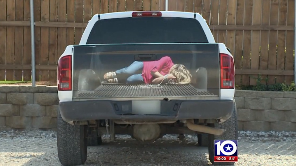 Texas Company Uses Image Of Kidnapped Woman To Advertise