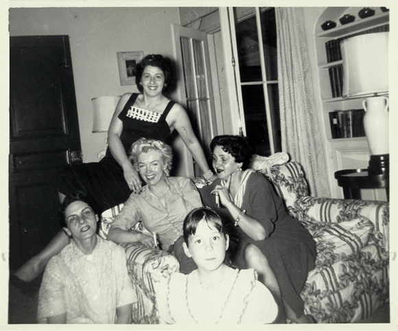 Marilyn Monroe As A Child With Her Mother | www.pixshark ...