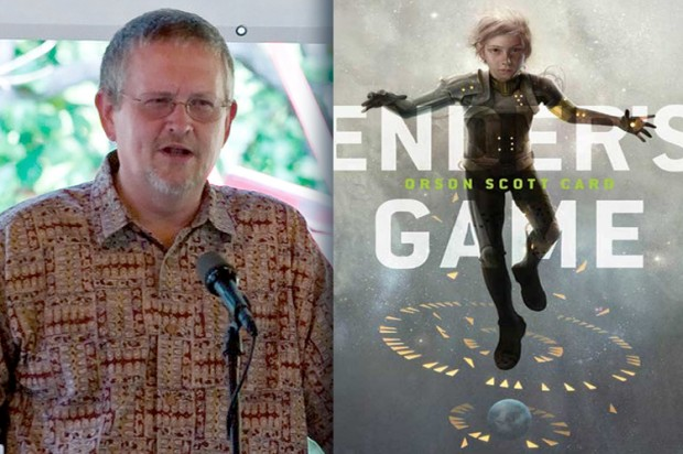 Orson Scott Card's unconscionable defense of genocide