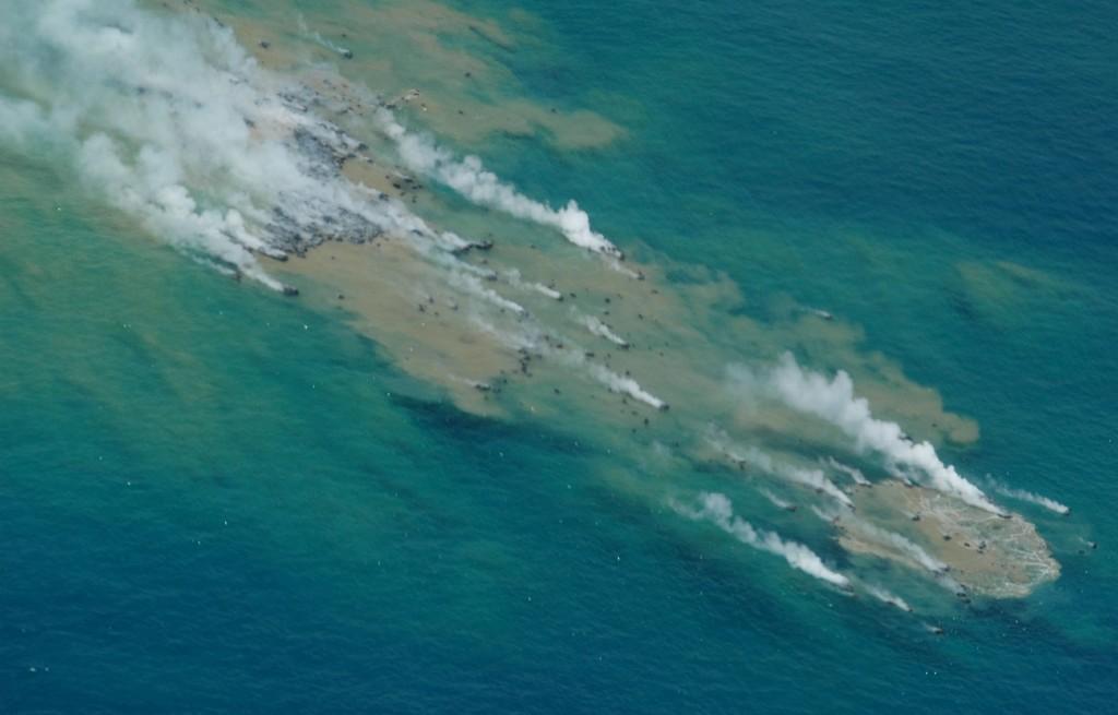 The biggest volcano on earth is under the ocean - Salon.com Pacific Ocean Underwater Volcanoes