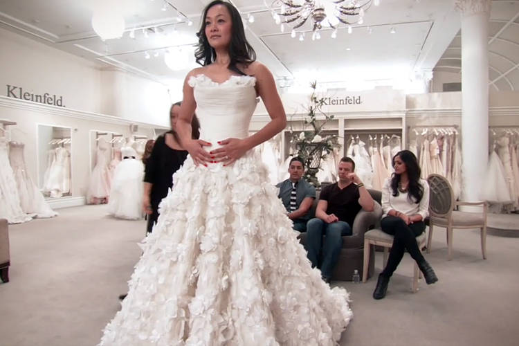 Inside America S Wedding Dress Obsession Salon Com