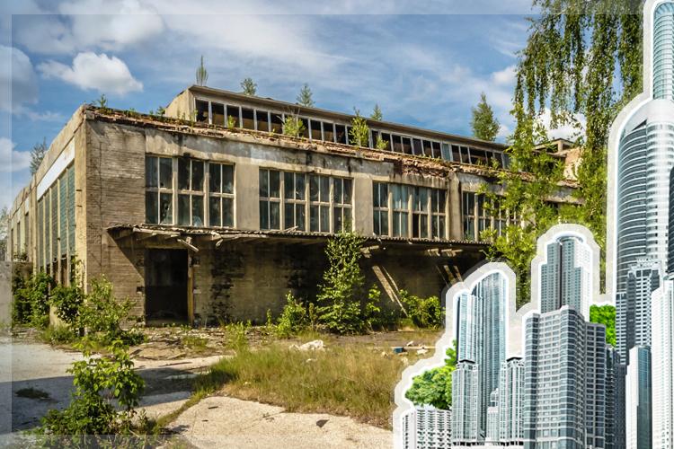 Abandoned homes are the future: Imaginative ideas turn ...