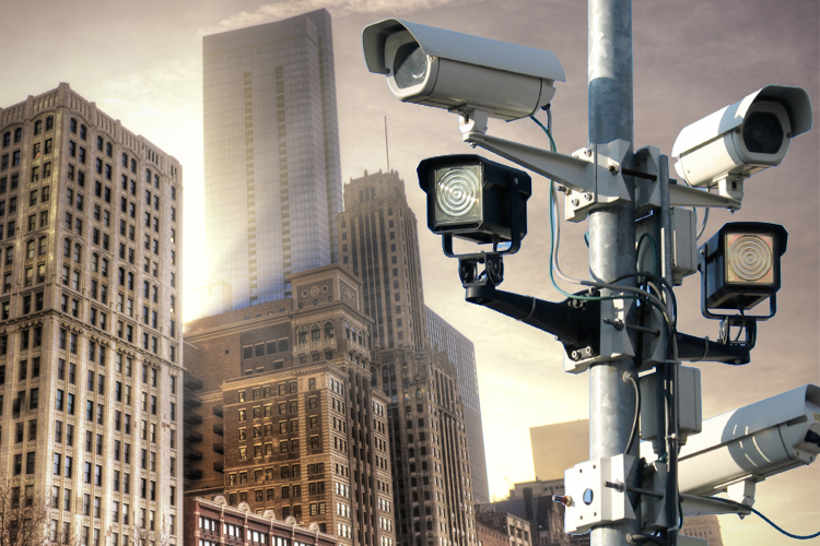 Your City Is Spying On You From Iphones To Cameras You
