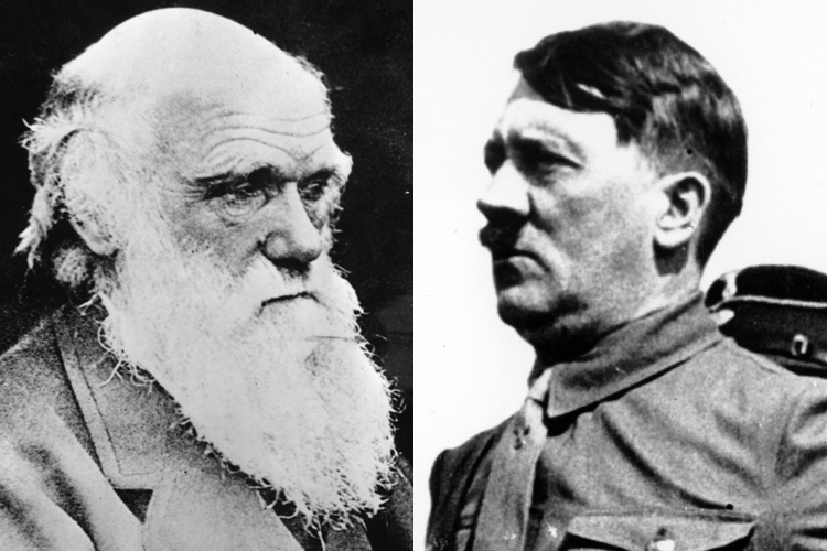 Charles Darwin's tragic error: Hitler, evolution, racism and the Holocaust