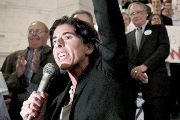 Wall Street's favorite Democrat wants your pension