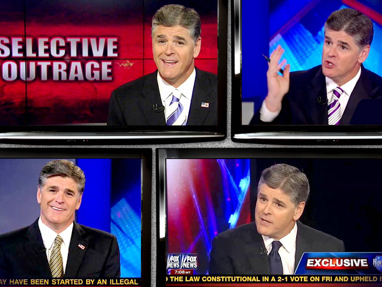 Inside the Fox News lie machine: I fact-checked Sean Hannity on ...