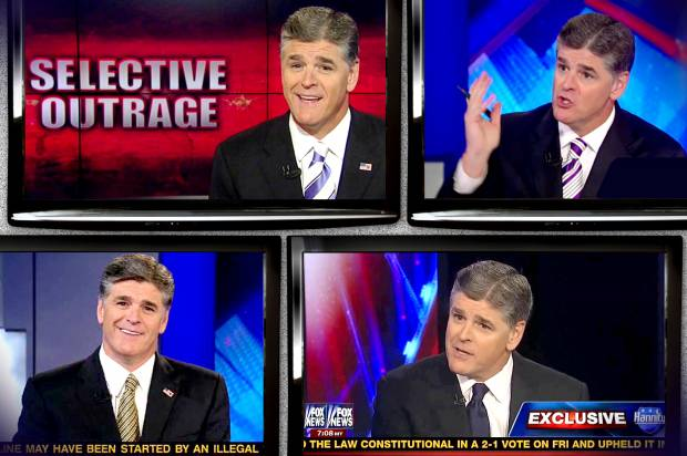 Inside the Fox News lie machine: I fact-checked Sean Hannity on Obamacare