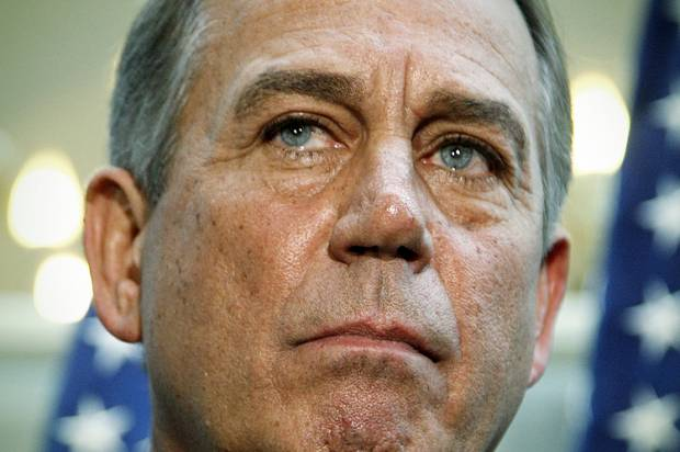 John Boehner makes his final move