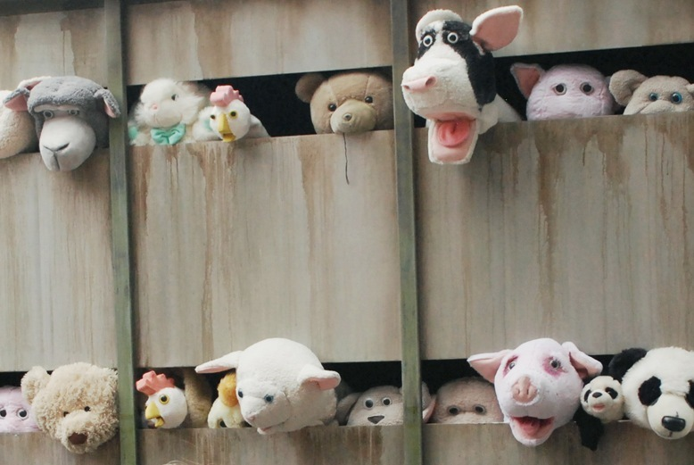 Watch Banksy drive stuffed animals to the slaughterhouse
