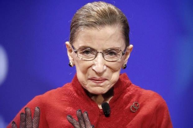 Here are the highlights of Justice Ginsburg's fiery Hobby Lobby dissent