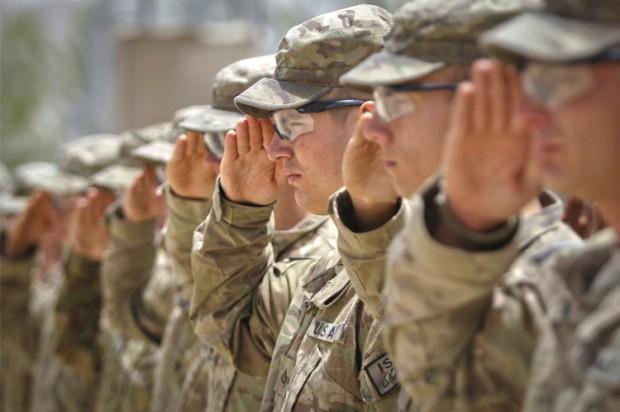 Military respect essay