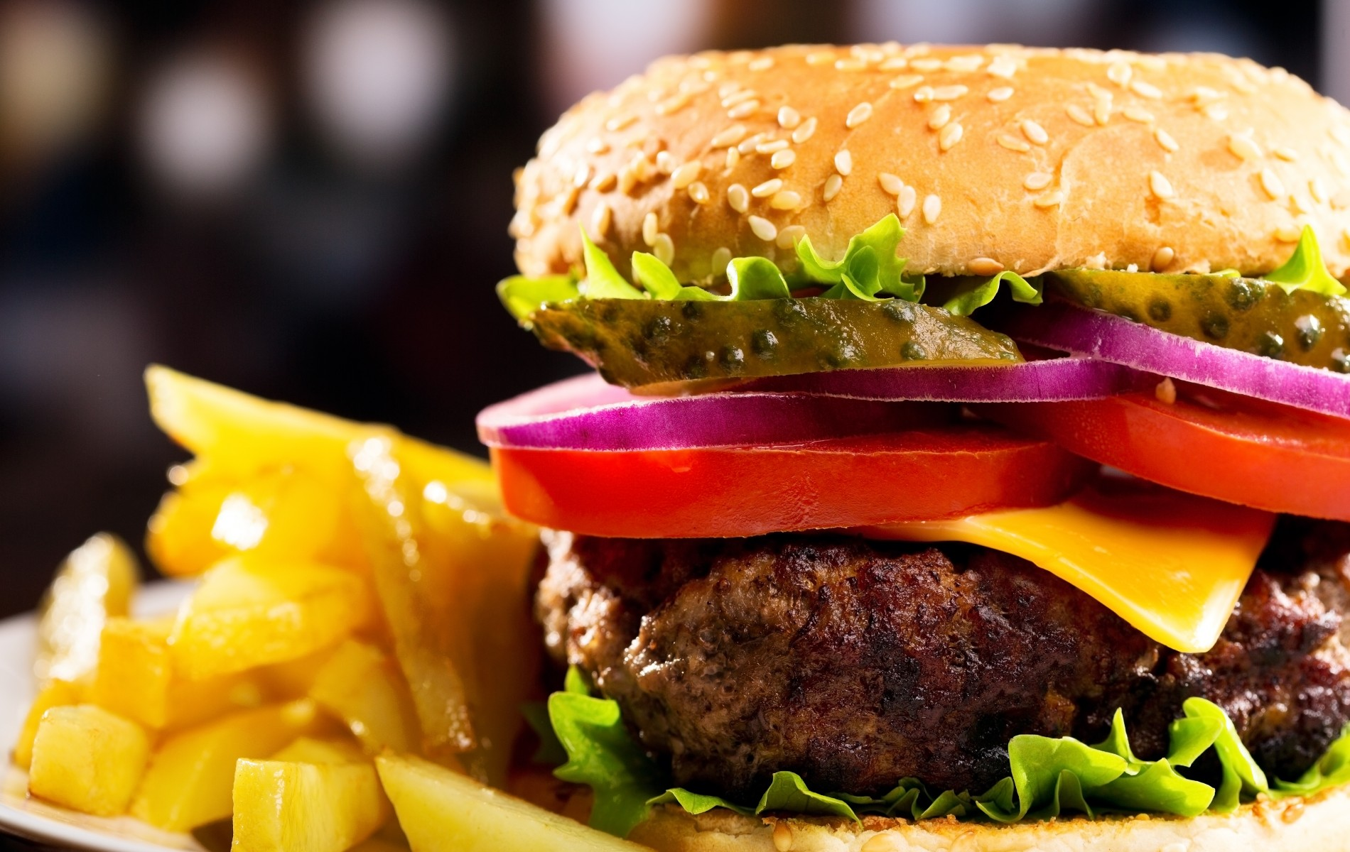 American fast food is coming to africa for Salon du fast food