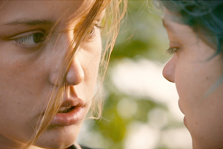 HOPE: Blue is the warmest color lesbian video