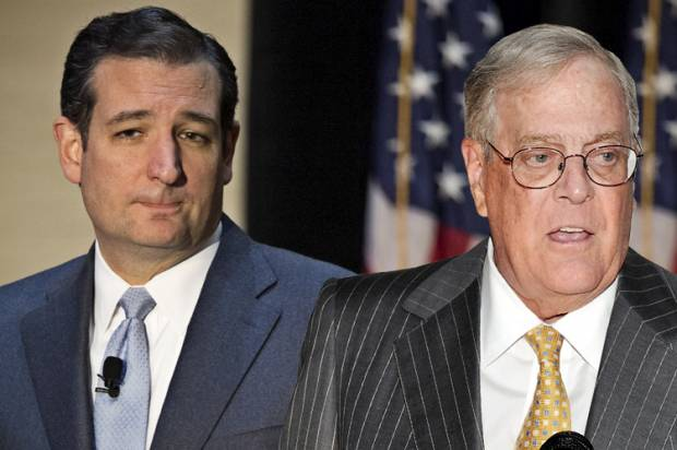 Cruz and Koch
