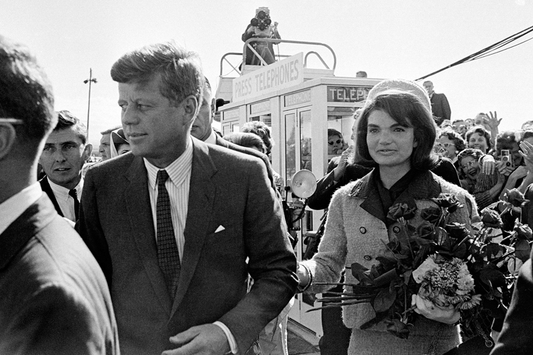 The Assassination Of President Kennedy Part 1 - The Sixties