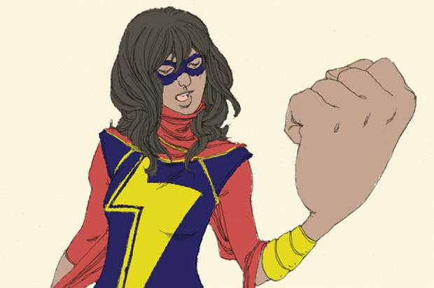 Muslim journey to superheroism: Why America needs Marvel superhero Kamala Khan now more than ever