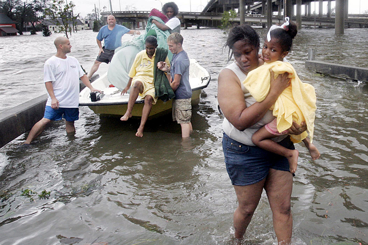 Chicago Conservative Envious Of Hurricane Katrina In The