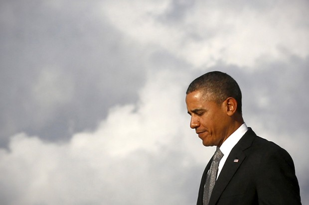 Obama's disappearing act: What happened to the president he wanted to be?
