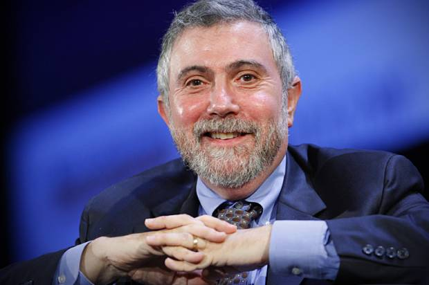 At Berkeley, Krugman's warning becomes reality