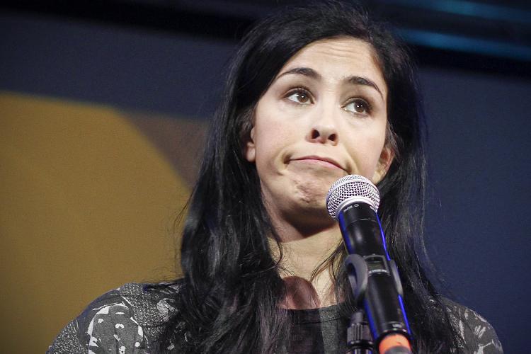Sarah Silverman comedy store