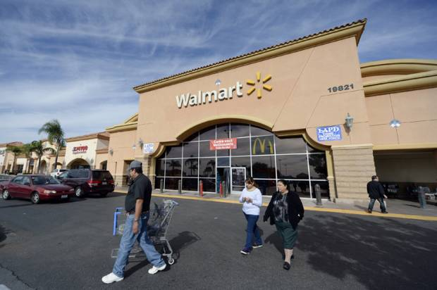 5 new lows for Wal-Mart -- just this month