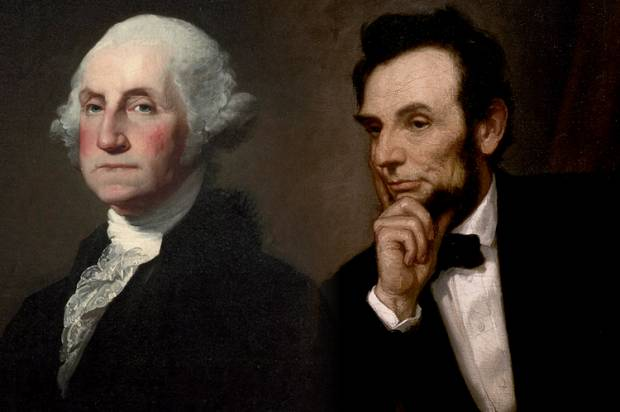 They spawned the 1 percent: How Washington and Lincoln explain inequality today