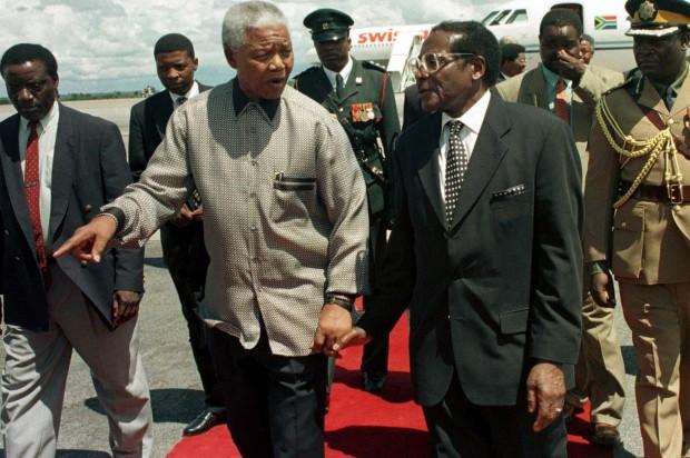Nelson Mandela  The Introvert leader