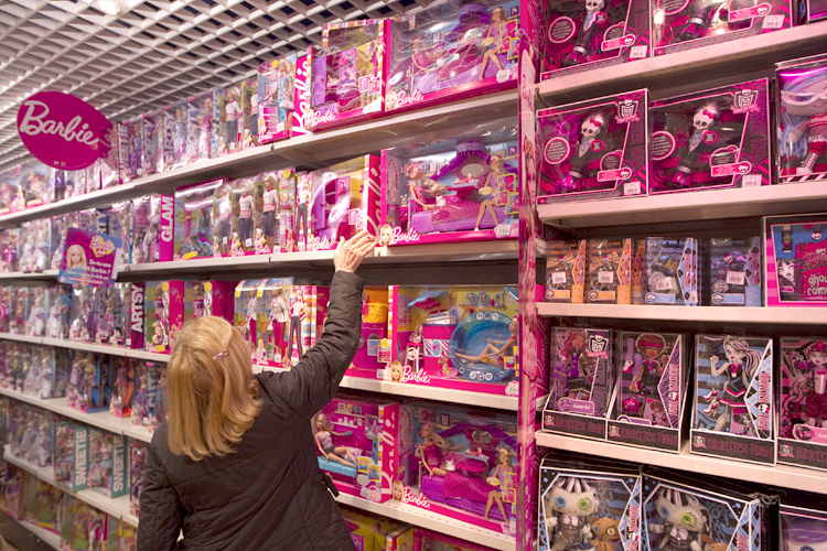 Toy Stores For Boys : How to fight sexism in the toy aisle salon