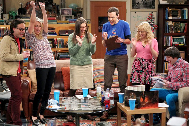 "Why French people love ""The Big Bang Theory"""