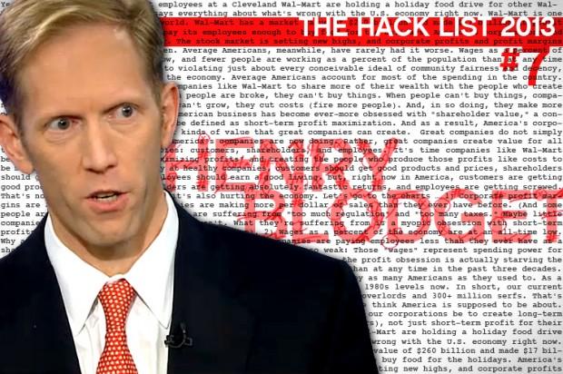 Hack List No. 7: Henry Blodget