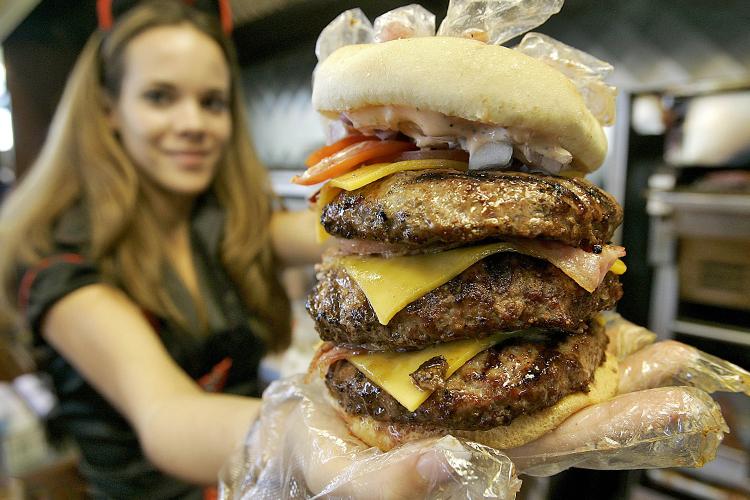 Restaurant Portions Destroy Your Diet Eating Out Is Killing Us Salon Com