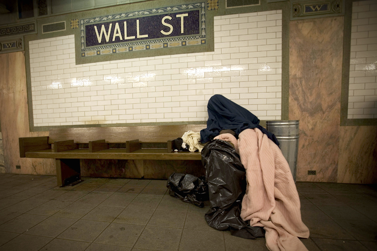 Conditions Were Bluntly Dickensian The Disgrace Of New Yorks Homeless Shelters