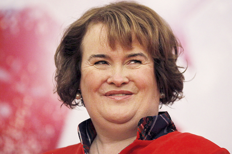 Susan Boyle: Don't call me quirky | Salon.com