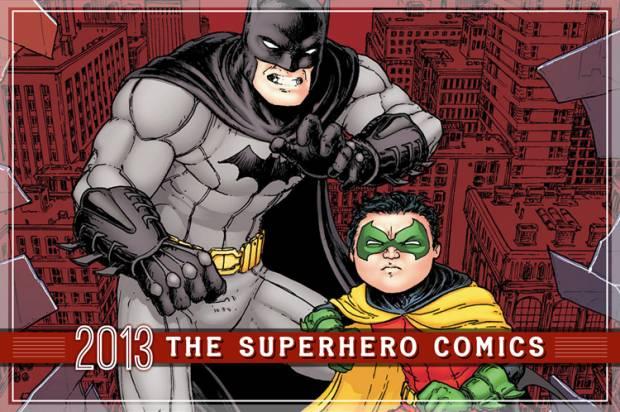 The 10 best superhero comics of 2013