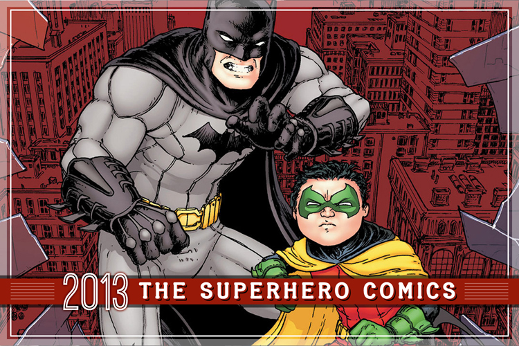 The 10 best superhero comics of 2013  Salon.com