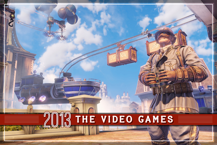 The 9 best video games of 2013
