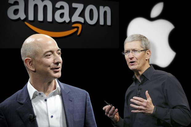 Apple and Amazon's big lie: The rebel hacker and hipster nerd is a capitalist stooge