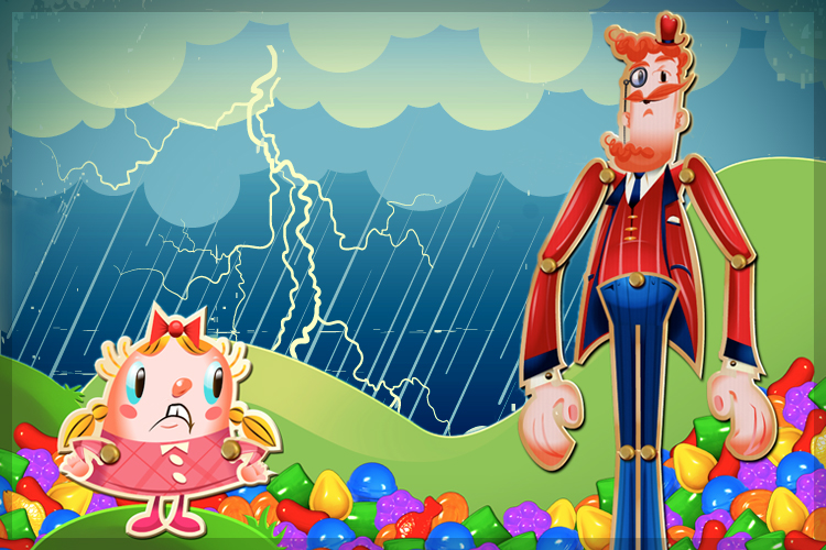 has anyone finished candy crush candy crush saga is the latest entry