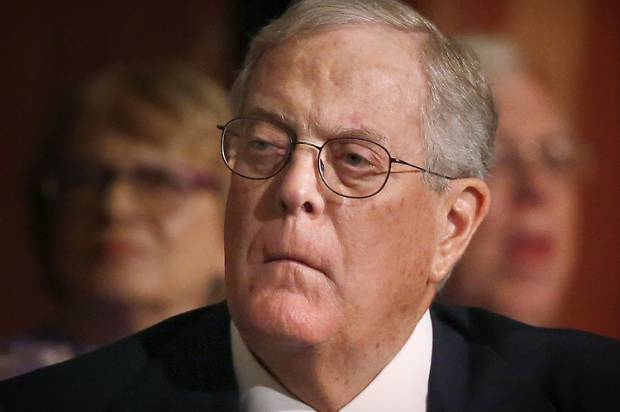 Harry Reid rips the Koch brothers for trying to
