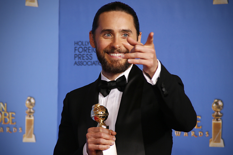 Jared Leto And Michael Douglas Homophobic Golden Globes Speeches Show The Worst Of Hollywood