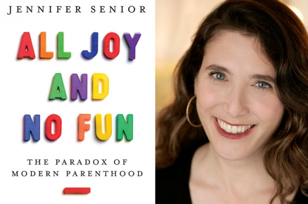 "Author Jennifer Senior: ""Kids have almost no responsibility, and I find that unnatural"""