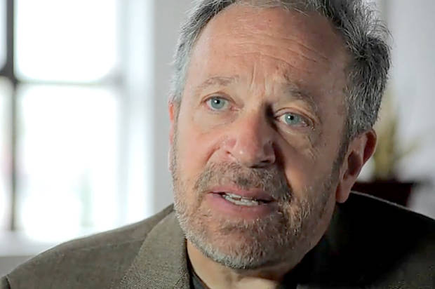 Robert Reich: Economic redistribution is our only hope