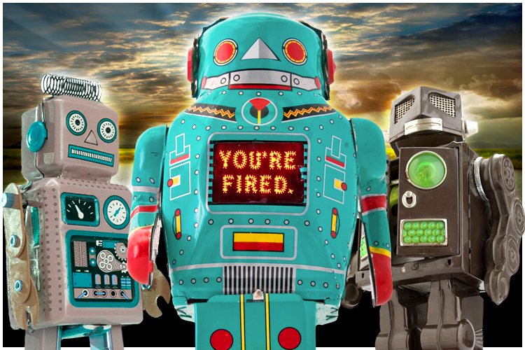 Robots Are Stealing Your Job How Technology Threatens To Wipe Out