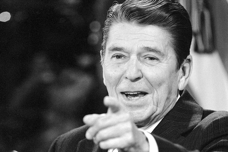 The Racism At The Heart Of The Reagan Presidency Saloncom