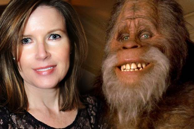 Bigfoot, sexy? Erotica author explains