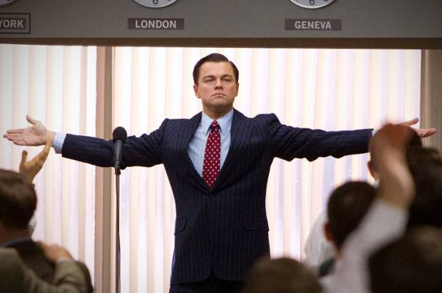 """The war over """"Wolf of Wall Street"""""""