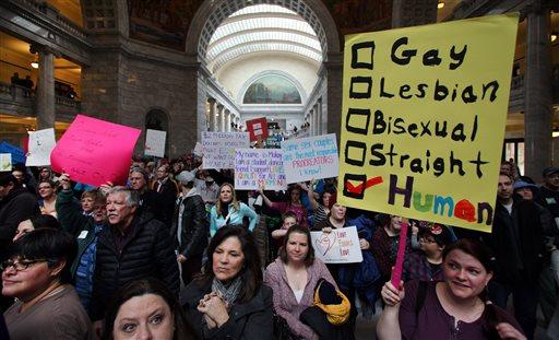 Utah proposed legislation 2009 gay rights