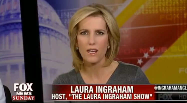 Laura Ingraham fights with an entire Fox News panel over ...